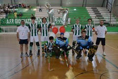 AFP Giovinazzo, l'under 17 all'Eurohockey Cup