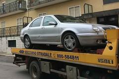 Controlli della Polizia Locale: trovata un'auto rubata a Modugno