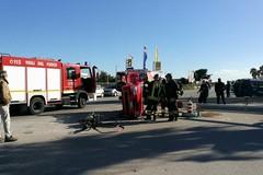 Incidente sulla ex 16 Adriatica: morto un 85enne giovinazzese