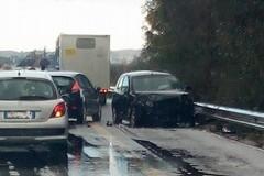 Doppio incidente tra Giovinazzo e Bitonto: interdetta la provinciale 88