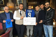 L'Inter Club Giovinazzo raccoglie fondi per Lisa