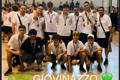 AFP Giovinazzo, si riparte da Blanes