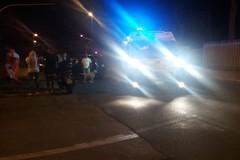 Incidente al confine tra Giovinazzo e Santo Spirito. Un ferito lieve
