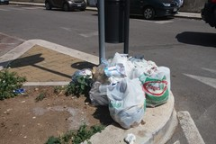 Abbandono selvaggio dei rifiuti, blitz in via Toselli