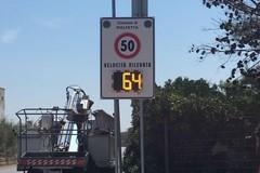 Nuovi sistemi di rilevamento della velocità sulla Molfetta-Giovinazzo