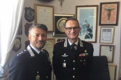 Elogi ed encomi per premiare i Carabinieri di Giovinazzo