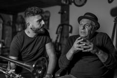 """Michele Jamil Marzella ed Enzo Gragnaniello insieme per """"La giornata mondiale della Terra"""""""