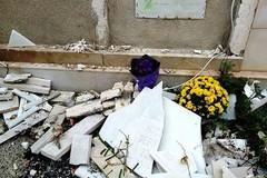 Cimitero comunale: SOS dei cittadini (FOTO)