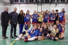 Manita della Volley Ball, battuto anche il Volley San Giovanni
