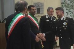 Il capitano Vito Ingrosso nominato Cavaliere della Repubblica