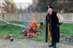 Sant'Antonio Abate: oggi il prologo della grande festa
