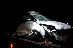 Scontro in autostrada: due morti e un ferito grave sulla A14
