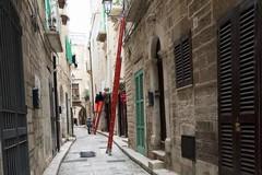 Centro storico: quasi conclusi i lavori alla pubblica illuminazione