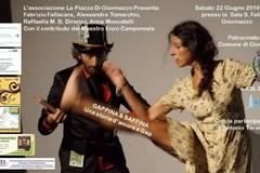 "In scena ""Gappina e Saffina"", una storia d'amore e di gap"