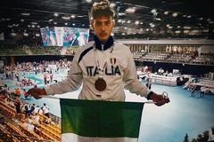 Europei, Dell'Olio sul podio: la sua ultima medaglia è di bronzo