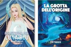 """Irma Ciciriello e Leo Todisco ospiti del """"Fantalibro"""" a Giovinazzo"""