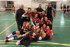 Volley Ball, il sogno continua: battuta la Dinamo Molfetta al tie break
