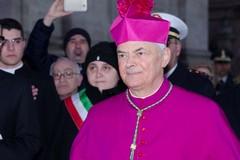Mons. Cornacchia fa il suo ingresso in Cattedrale