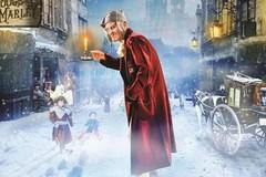 """A Giovinazzo la magia di """"A Christmas Carol"""" tra musica e proiezioni video"""
