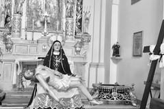 """""""Ave Mater Dolorosa"""", stasera l'inaugurazione della mostra alla chiesa del Carmine"""