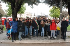 Giovinazzo presente alla Giornata Nazionale per le vittime innocenti di mafia (FOTO)