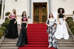 La Carmen Martorana Eventi al Gran Galà della Moda a Sanremo