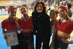 L'ASD Dance Team Giovinazzo miete successi al Campionato regionale di Taranto
