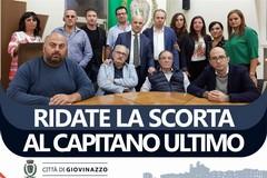 L'Amministrazione comunale di Giovinazzo si schiera con Capitano Ultimo dopo la revoca della scorta