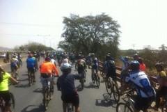 Contro le estrazioni petrolifere tutti in bicicletta