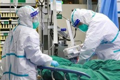 Covid, cala ancora il numero dei ricoverati negli ospedali pugliesi