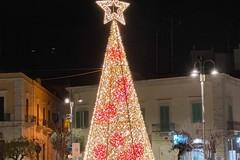 Luminarie solo nelle vie principali di Giovinazzo per aiutare le attività commerciali