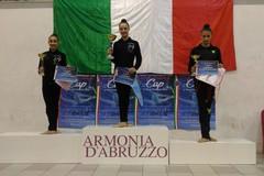 Dellaquila vince in Abruzzo, tanti i podi Iris
