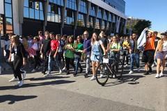 Fridays For Future: il Sindaco Depalma a Bari con gli studenti giovinazzesi