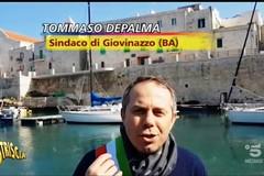 """Giovinazzo città """"palloncini free"""": Depalma a Striscia la Notizia (VIDEO)"""