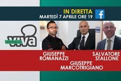 Domani sera Stallone, Marcotrigiano e Romanazzi in diretta su GiovinazzoViva