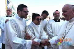 Stasera Dario Vacca sarà ordinato sacerdote