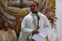 Don Luigi Caravella si è insediato a San Giuseppe