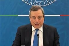Draghi: «Didattica in presenza e riaperture ristorazione dal 26 aprile»