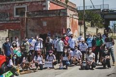 Contrada Sant'Antonio a Giovinazzo ripulita dai volontari di 2hands