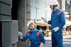 Interruzione dell'energia elettrica nel quartiere Sant'Agostino