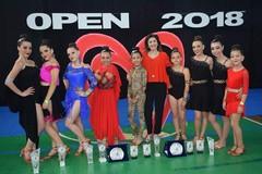 L'ASD Dance Team fa incetta di premi a Cosenza