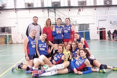 La Volley Ball vede la D. Vince 3-0 l'andata dei play-out col San Giovanni