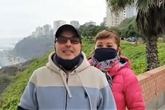Dal Perù per Maria SS di Corsignano: il VIDEO di Fedele Depalma