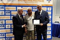 Benemerenze sportive: premiato Fiorello Folino Gallo