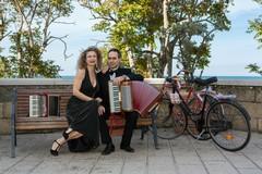 #PrimaVera Musicale, l'aperitivo è con Francesco Palazzo e Tiziana Portoghese