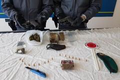 Armi, droga ed esplosivi: duro colpo della Guardia di Finanza