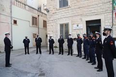 Guardia Costiera, l'ammiraglio Pettorino in visita a Giovinazzo