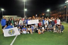 "Torneo ""Hey! Ho! Let's Goal!"", raccolti 400 euro"