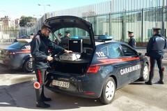 Operazione contro i furti d'auto, controlli dei Carabinieri