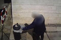 Beccato l'incivile di via Sindolfi: una foto lo inchioda